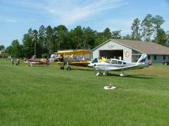 Haller Air Park EAA Fly In